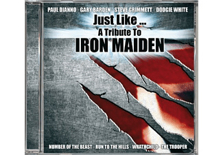 VARIOUS - Just Like-Tribute To Iron Maiden - (CD)