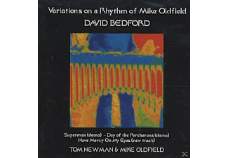 David/tom Newman/mike Oldfield Bedford - VARIATIONS OF A RHYTHM - (CD)