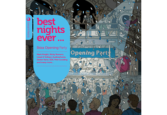 VARIOUS - Best Nights Ever / Ibiza Opening Party - (CD)