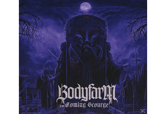 Bodyfarm - The Coming Scourge [CD]
