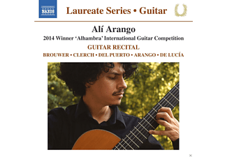 Arango Ali - Guitar Recital - (CD)