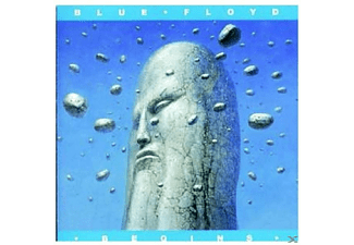Blue Floyd - BEGINS - (CD)