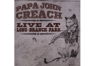 Papa John Creach - LIVE AT LONG BRANCH PARK 1983 - (CD)