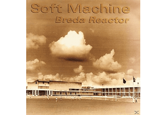 Soft Machine - BREDA REACTOR - (CD)