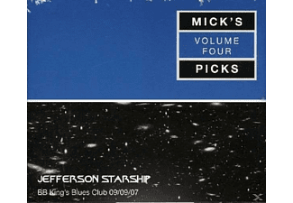 Jefferson Starship - MICK S PICKS 4 - NEW YORK 2007 - (CD)