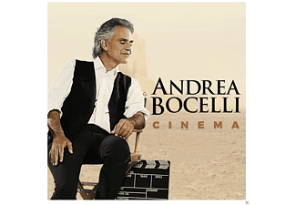 Andrea Bocelli, Ariana Grande, Nicole Scherzinger, Veronica Berti - Cinema (Access All Areas Edition) - (CD + Merchandising)