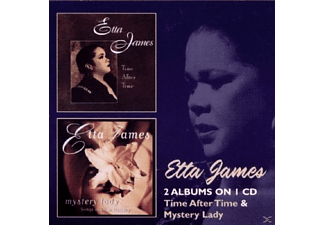 James Etta - TIME AFTER TIME/MYSTERY LADY - (CD)