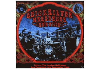 Quicksilver Messenger Service - LIVE AT THE AVALON BALLROOM 9TH SEPTEMBER 1966 - (CD)