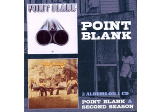 Point Blank - POINT BLANK/SECOND SEASON [CD]