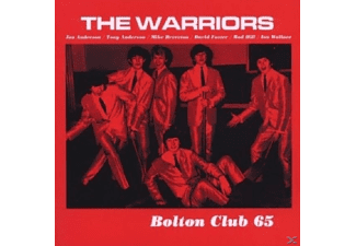 The Warriors - BOLTON CLUB 65 [CD]