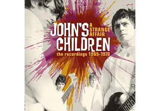 John's Children - A Strange Affair - (CD)