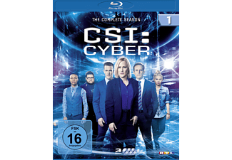 CSI: Cyber - Staffel 1 - (Blu-ray)
