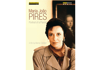 Maria Joao Pires - Portrait Of A Pianist [DVD]