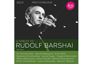 Rudolf Barshai - A Tribute To Rudolf Barshai [CD]