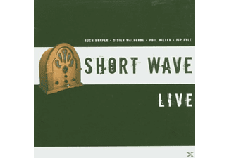 Short Wave Feat.H.Hopper &P.Pyl - LIVE - (CD)