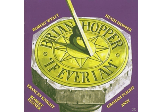 Brian Hopper - IF I EVER AM - (CD)