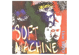 Soft Machine - LIVE 1970 - (CD)