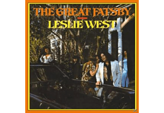 Leslie West - THE GREAT FATSBY - (CD)