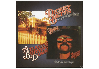 Great Sou, Dickey Betts - ARISTA RECORDINGS - ATLANTA S BURNING DOWN - (CD)