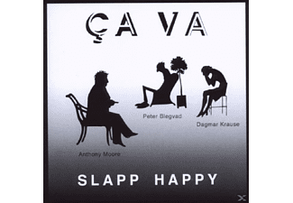 Slapp Happy - CA VA - (CD)