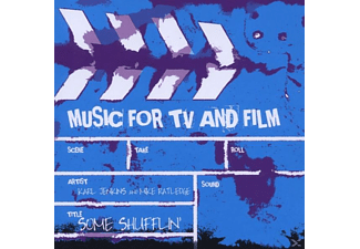 Karl Jenkins, Jenkins, Karl & Ratledge, Mike - SOME SHUFFLIN -MUSIC FOR TV AND FILM - (CD)