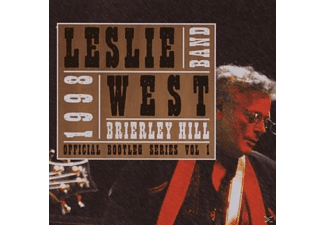The Leslie West Band - LIVE AT BRIERLEY HILL 1998 - (CD)