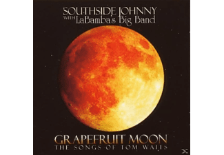 Southside Johnnny - GRAPEFRUIT MOON: SONGS OF TOM WAITS - (CD)