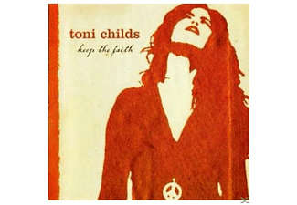 Toni Childs - KEEP THE FAITH - (CD)