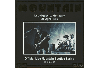 Mountain - LIVE AT THE SCALA LUDWIGSBERG GERMANY 28.04.1996 [CD]