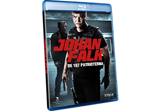 Johan Falk 8 - De 107 Patrioterna Action Blu-ray
