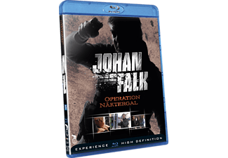 Johan Falk 5 - Operation Näktergal Action Blu-ray