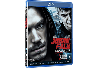 Johan Falk 12 - Kodnamn: Lisa Action Blu-ray