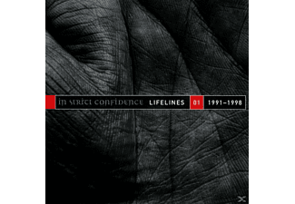 In Strict Confidence - Lifelines Vol.1 (1991-1998)-The Extended Version [CD]