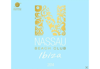 VARIOUS - Nassau Beach Club Ibiza 2014 - (CD)