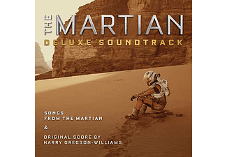 The Martian Deluxe Edition CD