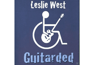 Leslie West - GUITARDED - (CD)