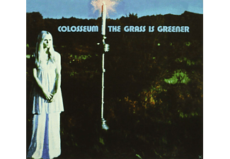 Colosseum - The Grass Is Greener+Bonus Track [CD]