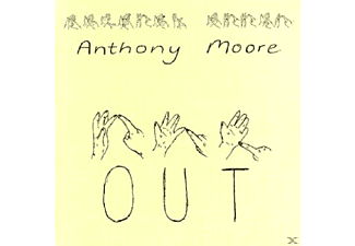 Anthony Moore - OUT [CD]