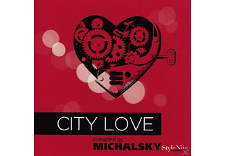 VARIOUS - City Love - (CD)