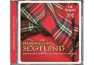 VARIOUS - Memories Of Scotland - (CD)
