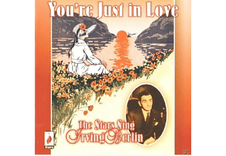 VARIOUS - You're Just In Love - (CD)