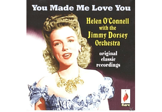 Helen O'connell - You Made Me Love You - (CD)
