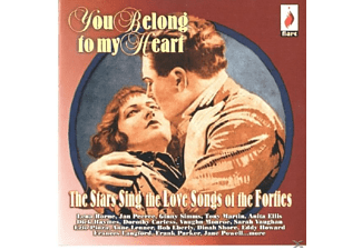 VARIOUS - You Belong To My Heart - (CD)