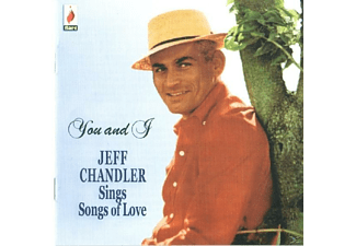 Jeff Chandler - You & I - (CD)
