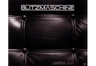 Blitzmaschine - Useless Pain [Maxi Single CD]