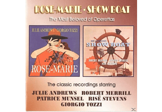 VARIOUS - Rose-Marie & Showboat - (CD)