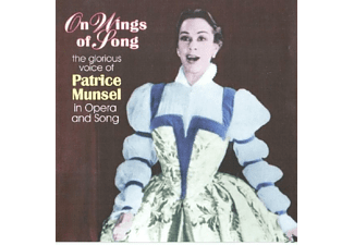 Patrice Munsel - On Wings Of Song - (CD)