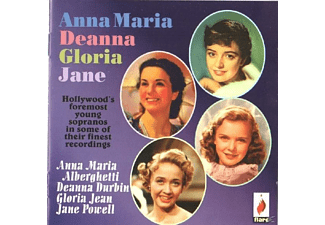 VARIOUS - Anna Maria/Deanna/Gloria - (CD)