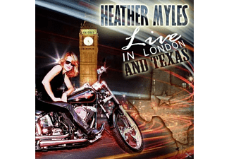 Heather Myles - LIVE IN LONDON AND TEXAS - (CD)