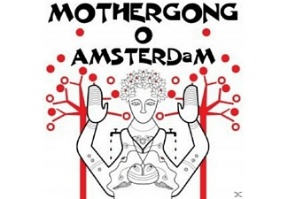 Mother Gong - Live In Amsterdam - (CD)